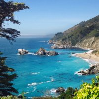 кусочек побережья Тихого океана :: viton