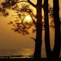 закат на море :: Guli Vaar
