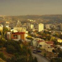 город на закате :: Guli Vaar