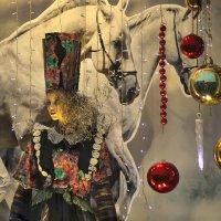 Новогодние витрины... :: Nonna