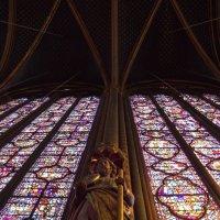 Витражи Sainte-Chapelle :: Юрий Кольцов