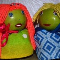 Яблочная парочка :: Алексей Голузов