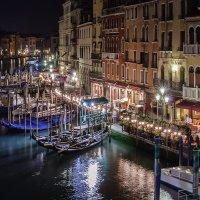 Ночная Венеция :: Ростислав Бычков