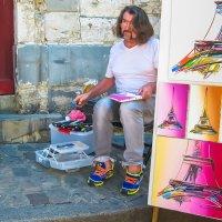 Обувь - зеркало души :: Михаил Васильев