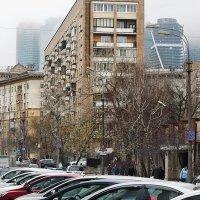 Московская улица в ноябре 2013г. :: Ирина Татьяничева