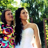 Фото с невестой :: Vyacheslav Slavnov