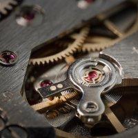 Часовой механизм :: Игнат Веселов