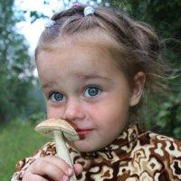 Запах первого грибочка... :: Наталья Юрова