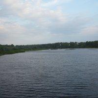 Рябь на воде :: Михаил Ситчихин