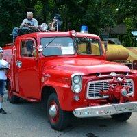 Американский пожарный автомобиль 50-х-60-х годов XX века :: Борис Русаков