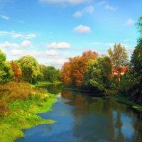 Реченька-река... :: Юрий