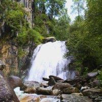 Водопад Корбу. :: Инна Кравченко