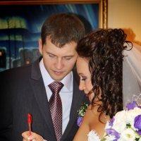 Свадьба :: Людмила Стадник