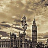 My London :: Gene Brumer