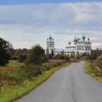 Дорога к храму :: Евгений Никифоров