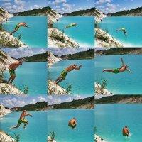 прыжок :: Юлия Фисюк