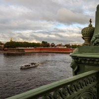 Из питерского :: Владимир Самсонов