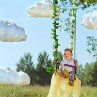 В облаках :: Катерина М