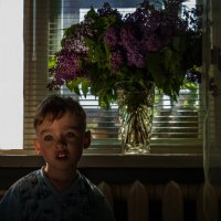 Утренний портрет :: Олег Самотохин