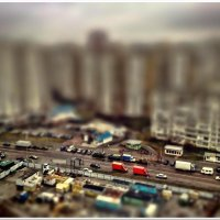 На улицах города :: Евгений Кочуров