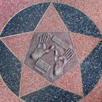Алея звёзд Пражского зоопарка. :-)) :: nakip1