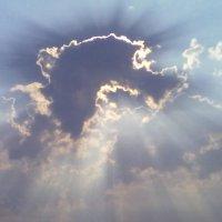 Свет из облака :: Антон Конкин