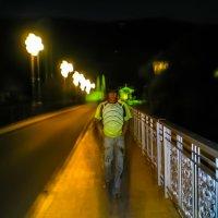 Ночь, Улица, Фонарь.... :: Сергей Агурбаш