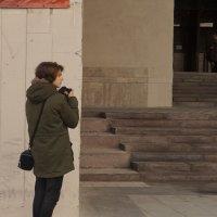 фотограф в ожидании :: Лера Silence