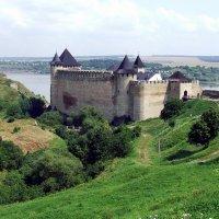 Хотинская крепость :: Александр Крупский