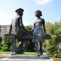 Самара. Памятник детям-труженикам тыла :: Strelok