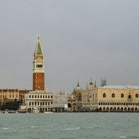 Венеция,  пл . св. Марка :: Аркадий Беляков