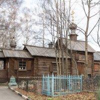 Церкви в Долгопрудном :: Борис Устюжанин