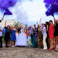 ура !!! поженились ) :: Элина Лисицына