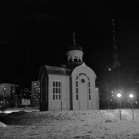 Часовня :: Дмитрий Яшин