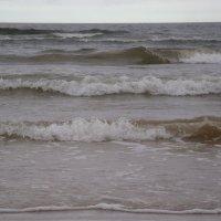 Волны Рижского залива Юрмала :: Mariya laimite
