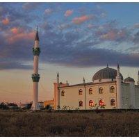 Мечеть в пос.  Вилино :: Анатолий Михайлович