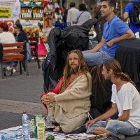 с апостолами!«Израиль, всё о религии...» :: Shmual Hava Retro