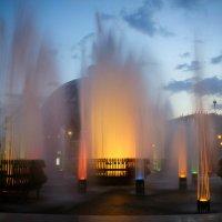Новосибирск/фонтан :: Марина Матвеева
