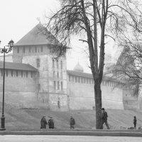 Новгородский кремль :: Сергей Филимонов