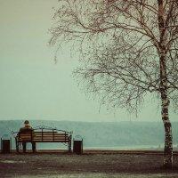 На смотровой площадке-Томск :: Марина Матвеева