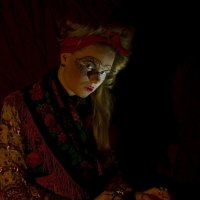 Хеллоуин :: Татьяна