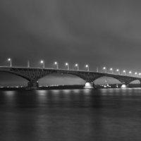 Саратовский мост :: Ильгам Кильдеев