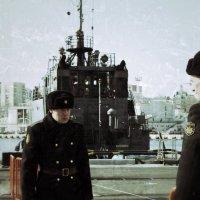 VLADIVOSTOK (Zolotoy Rog)  SEDOV  02.02.2013 :: ANNA VINOKUROVA