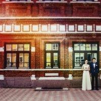 Свадьба Регина и Марсель :: Николай FROST