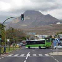 Тенерифе. Дорожный пейзаж :: Минихан Сафин