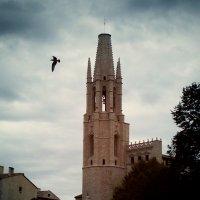 Испания. Старинный город Жирона. :: Мария Казакова