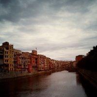Испания.Старинный город Жирона. :: Мария Казакова