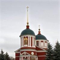 Дорога к Храму :: Алексей Клюжин