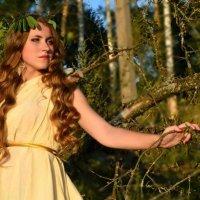 Лесная богиня :: Светлана Gold