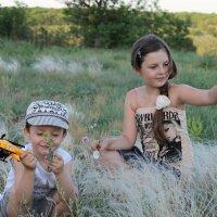 Дети :: Юрий Антипов